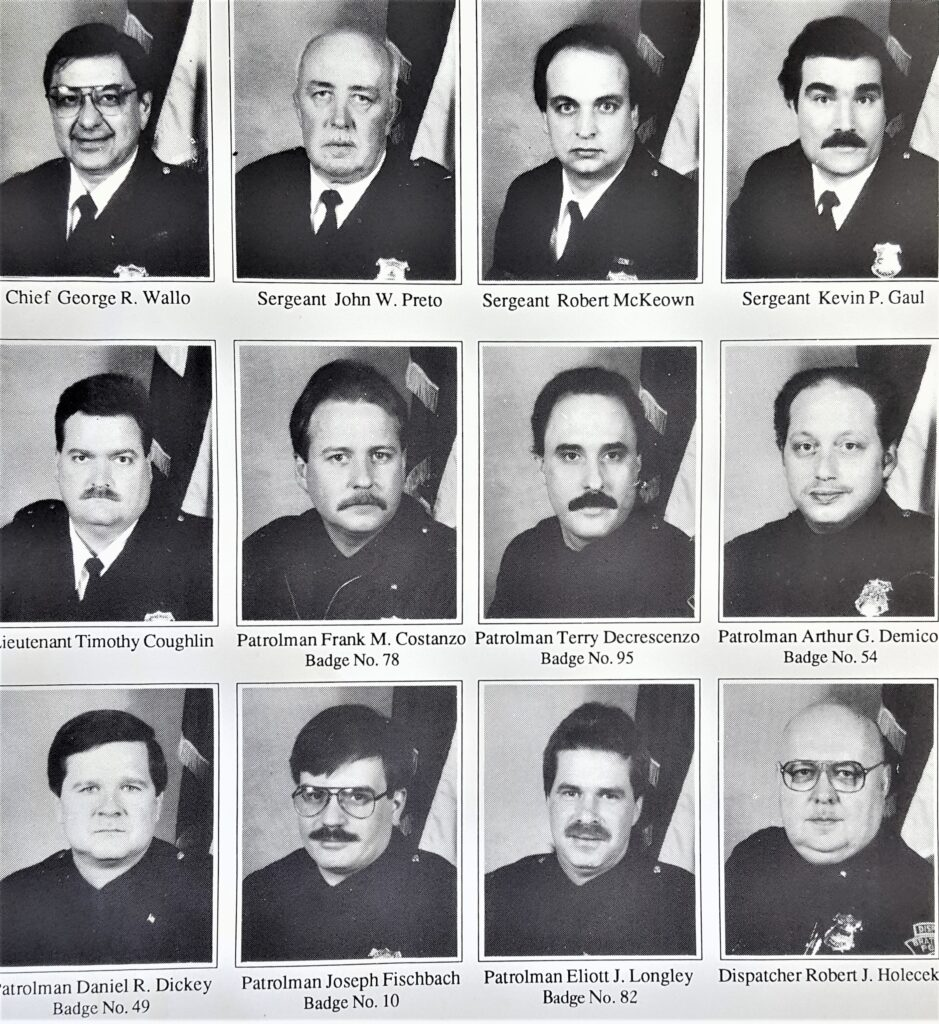Police Officers 1990