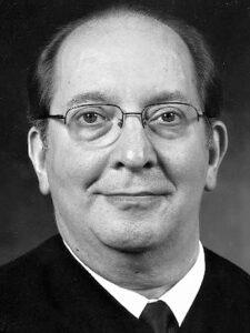 Judge Peter Sikora