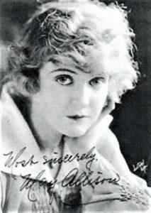 May Allison Osborne