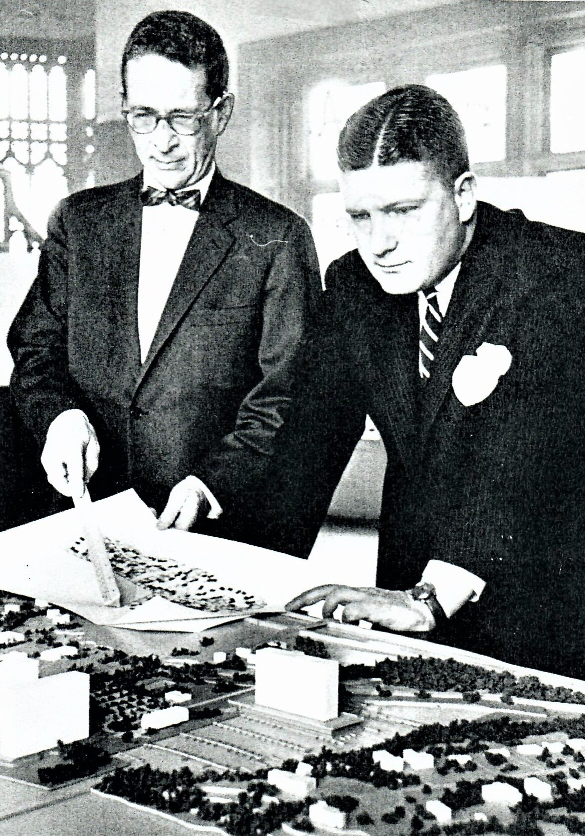 James D. Ireland Jr. and John B. Dempsey II